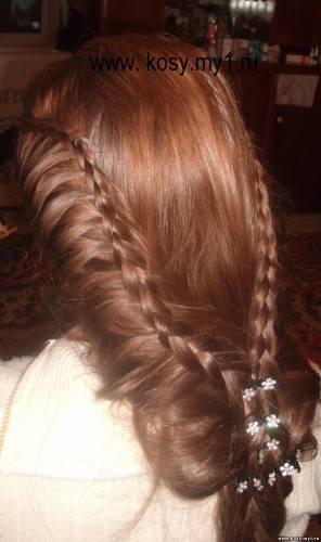 Еще давно косу считали символом