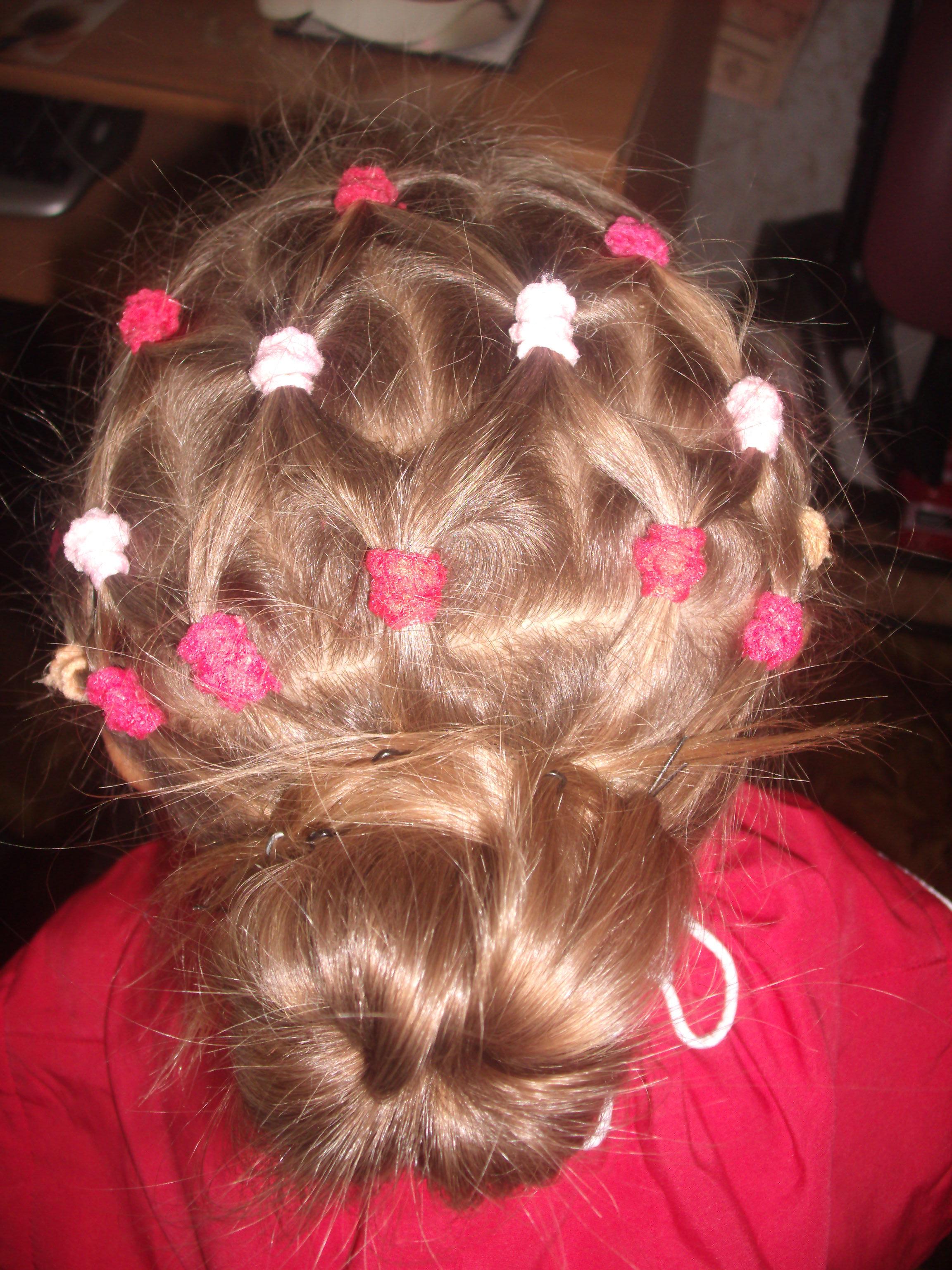 Для девочек детская парикмахерская