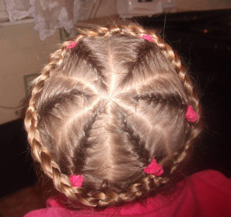 Фото причесок для парикмахерской в детском саду